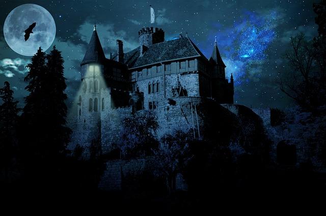 haunted-castle | Dartmoor Place