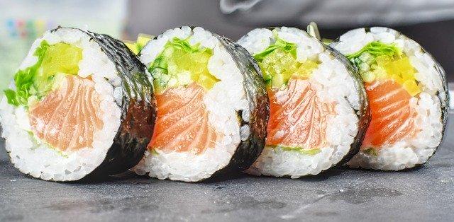 Sushi | Dartmoor Place